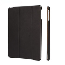 In Stock! Original Ultra Slim Flip Stand Cover For Apple iPad Air 2 Case Three Folding Cover For iPad Air Smart Case Aypad Capa