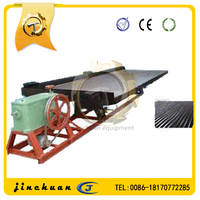 ore gravity concentrated separating shaking table