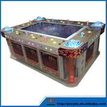 2015 el más nuevo iluminado 55 pulgadas pesca bingo máquina de juego
