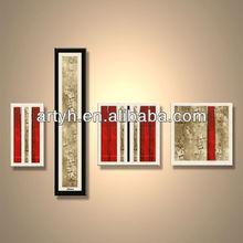 Popular modern decorative handmade model wall art