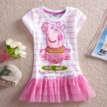 venta caliente moderno niños niñas vestidos para niñas