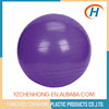 65cm pvc exercise yoga ball with foot pump, pvc yoga ball with handle, fitness yoga ball factory