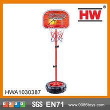 Top quality children plastic game outdoor basketball hoop