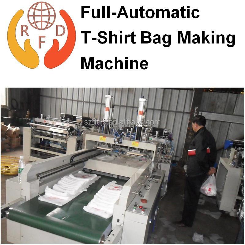 plastic bag machine manufacturer