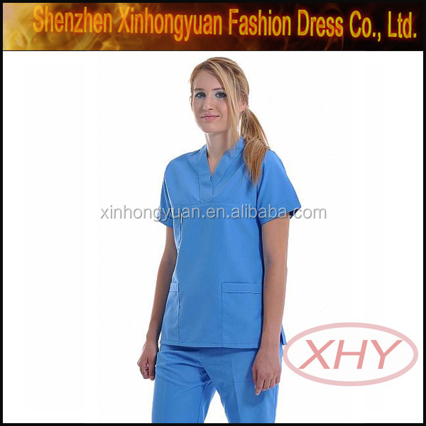 Traditional Nursing Uniform 3