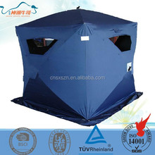 Portable pop up for eskimos ice fishing Tent
