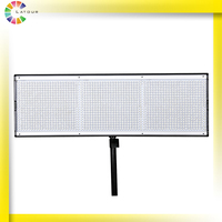 china supplier 1500 lamps cool white high focus video shooting 5600k high cri led camera light