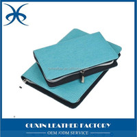 A5/A6genuine leather cover agenda organizer planner notebook with card/calculator/pen holder could meet all your requirements