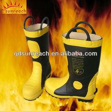 lucha contra el fuego botas
