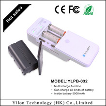 The newest as power bank 5000 mah 3.7V Li-ion Battery 24v charger