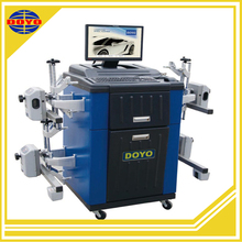 2015 hot sales high quality and cheap electronic wheel alignment