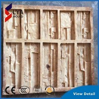 by scientific process silicon artificial stone molds