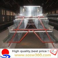 Supply high quality galvanized rabbit cage