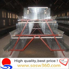 Supply high quality galvanized rabbit cage