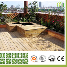 WPC Waterproof Outdoor Deck Flooring