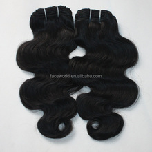 Human hair weaving most popular wholesale virgin eurasian hair