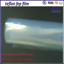 teflon film slitter and rewinder machine