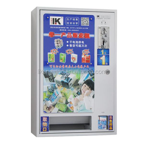 lk-a1401 얼굴 조직 자동 판매기/ 화장지 조직 자동 판매기/ 조직 자동 판매기 종이