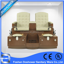 With pipeless/magnet jet paper money operated massage chair manufacturer of pedicure chair China