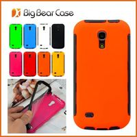Full protection new flip battery case cover for samsung galaxy s4 mini i9190