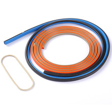 Fire resistant silicone rubber fiberglass cable sleeve with low cost