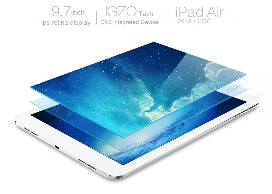куб говорить 9 x 32 ГБ окта основной телефон планшетный 9,7-дюймовый mtk8392 2048 x 1536 android gps bluetooth 4.4 2 ГБ 8.0MP