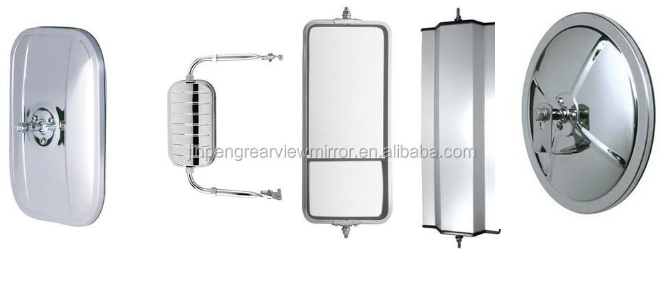 camion am ricain 6 39 39 pouces auto miroir convexe chrome type r troviseur id de produit. Black Bedroom Furniture Sets. Home Design Ideas