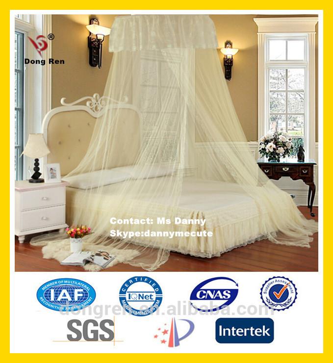 canopy moustiquaire cercle rond filles lit suspendu. Black Bedroom Furniture Sets. Home Design Ideas