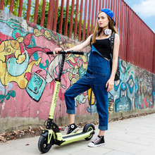 250W Foldable E-scooter/ electric scooter with 36v Samsung battery and hub motor