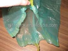 Factory manufacturing medical trash black hdpe/ldpe on roll t shirt biodegradable plastic garbage bag