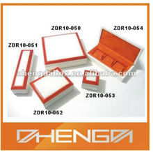 High Quality Customized Made-In-China Heart Shape Wooden Ring Box For Best(ZDW12-R015)