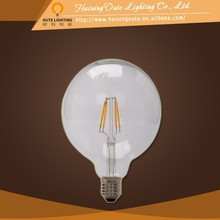 Soft light and no harsh dimmable filament led bulb