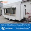 BAOJU FV-60 New model food van for sales snack food van food van for Austrlia standard