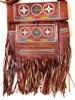 Bohemian Fringed Genuine Leather Crossbody Bag