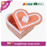 Promotion gift Yirun 5mm diy bead hollow blocks size