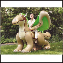 NB-CT316 Factory outlet incredible giant inflatable zenith dragon