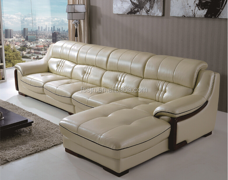 Modern germany living room leather sofa l051 view germany for Urban sofa deutschland