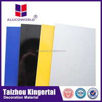 2015 acp boards decorate material for kitchen cabinets design