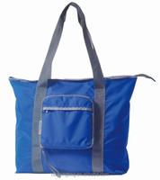 foldable nylon promotional shopping bag