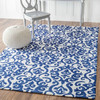 Fashionable design hand tufted rug for home use