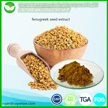 Best price natural fenugreek seed extract Furostanol Saponins