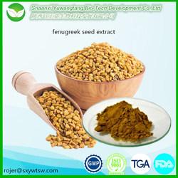Best price natural fenugreek seed extract Furostanol Saponins