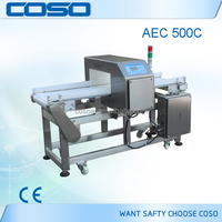 Automatic metal detector for food processing industry AEC500C