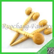 2014 hot wooden roller massager for eye