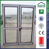 Factory price Alibaba UPVC 2 way swing door