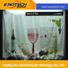 trade show display jewelry display case/ mobile phone display cabinet for 2015