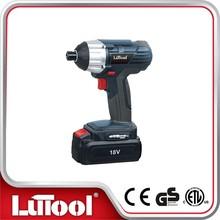 18V Li-on/NI-CD Cordless impact screwdriver,cordless screwdriver,electric screwdriver,rechargeable screwdriver,dc motor cordless