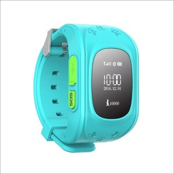 WiFi child GPS track smart watch mobile phone with android