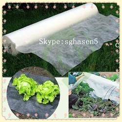 [FACTORY] Agriculture and garden products--vegetable protection fabric fleece,crop protective cover,winter protection cover