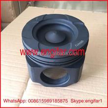 iron cast piston for engine 3684472 piston liner kit assy